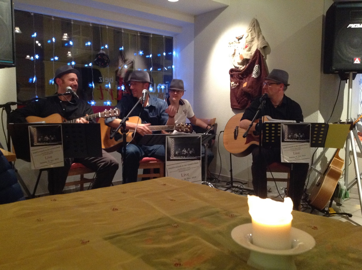 Unplugged in der mundArtbeiz