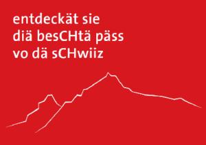 Entdecken Sie die besten Pässe der Schweiz!