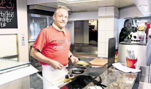 Mit Cordonblö um den Sieg kochen